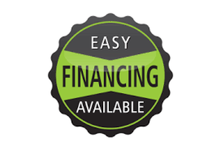 Easy Finance Available